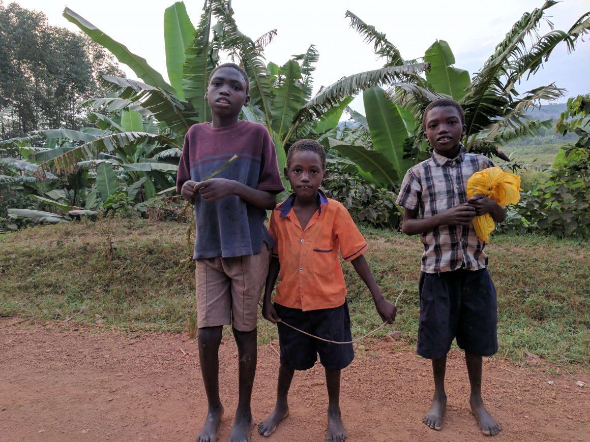 Condition of women and children in third world